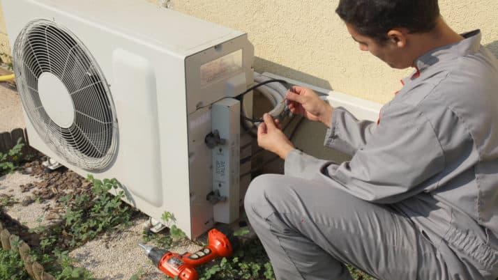 L'installation d'une climatisation réversible en Ile de France