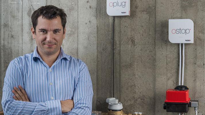Loïc Berthelot élu meilleur artisan 2015