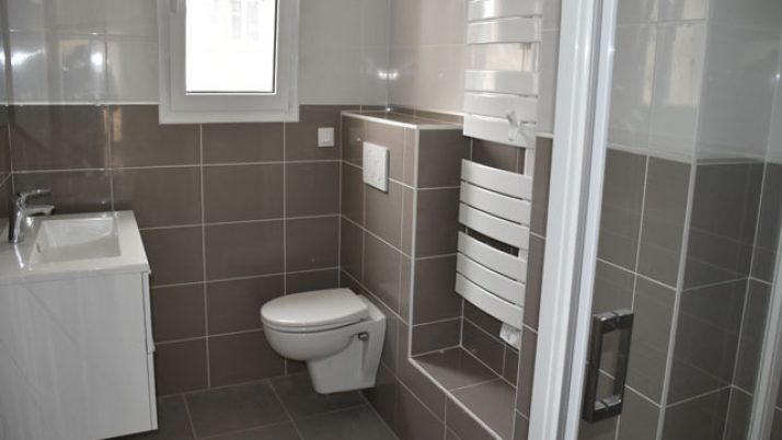 Salle d'eau suite